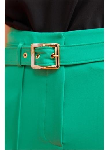 Setre Pantolon Yeşil